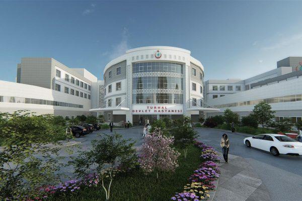 tokat turhal devlet hastanesi1